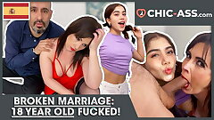 Marriage broken! 18-year-old banged! CHIC-ASS.com