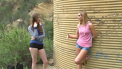 Young girls in lesbian action - molten girlies – lesbian porno