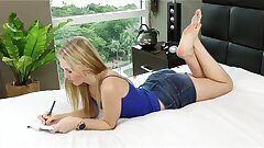 sexy teen hardcore hot blonde lily rader punished