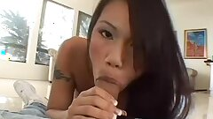 Chinese anal attack