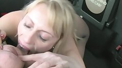 Fake Taxi Anal fucky-fucky in london taxi