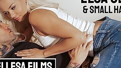 Bellesa - Small tit blonde Elsa Jean has a breakin fantasy